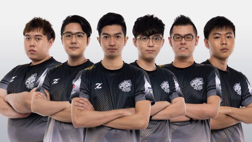 MPL MY/SG Week 1: EVOS SG and Red Reborn open strong